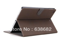 Hot !! Vintage Stand Magnetic Leather case for iPad Air Generation Retina 9.7'' Smart Cover Retro Luxry Style !