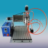 Milling Drilling Machine ,mini desktop CNC router 3020 engraving machine