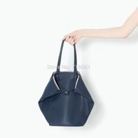 2014 New top quality pu fashion shoulder bag famous designers brand bag Zz message bag 8496 lady pusre
