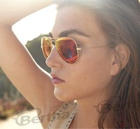 Hot-selling fashion glasses sunglasses retro sunglasses outdoor tourism Anti- UV sunglasses 3026