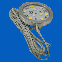 Wholesale 50pcs 5050 SMD LED cabinet lights 12V 7mm wire showcase/display/counter/forniture/elevator/museum/boat lightings