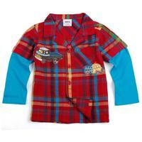 FREE SHIPPING  Nova baby boy  18m-6yrs cool clothing cotton long sleeve striped  t shirts with dragon
