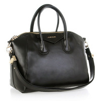New 2013 High Quality Black Women Leather Handbags Fashion Bags Handbags Women Famous Brands