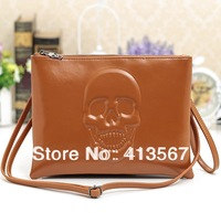 Day clutch for women genuine leather purse clutch bag leather bags lady shoulder bags