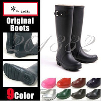 Classic A Rain Boots 201332 Waterproof Women Boots Water Wellies Boots Good Quality FREE SHIPMENT