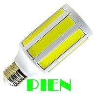 COB 220V 7W 12W COB SMD LED Corn Bulb Light E27 E14 Lamp white warm white Super bright Free shipping 5pcs