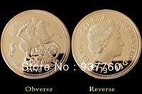 1 Oz UK Sovereign Coin