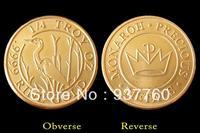Quarter Troy Oz Monaroh Precious Metal Gold Rounds