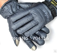 Autumn and Winter Thermal Windproof  Finger Gloves