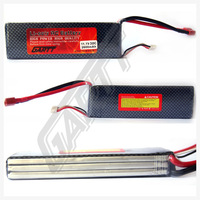 Freeshipping  5PCS/BAG 11.1 V 30C 2600mAh 3S Lipo Li-Po Lipoly Battery  for RC Trex Helicopter & Airplane & Car
