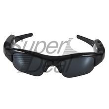 1pcs Audio Video Recorder Mini DV DVR wireless Sun glasses Camera Hot Brand New(China (Mainland))