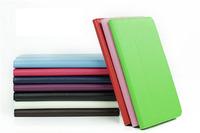 "Folio Folding Flip Portfolio Ultra Slim Smart Leather Case Cover for LG G Pad 8.3"" Tablet"
