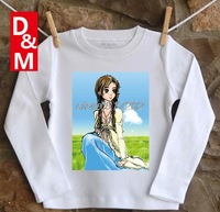 wholesale Cotton long sleeve children t shirts, cute cartoon t-shirt,ql design  boys girls t-shirt figure kids wear
