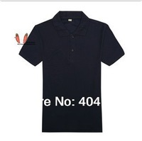 Free Shipping Summer Clothing Size L XL XXL Short-Sleeve polyester polos