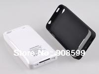 Cell phone cases 2300mAh Slim External Power case cover Battery Charger case For iPhone 4s 4 Stand Backup free Shipping