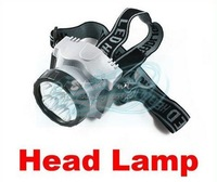 Wholesale 6 LED Flashlight Headlamp Torch Light Head Lamp Camping