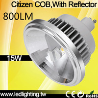 Free shipping Led AR111 GU10 15W lamps