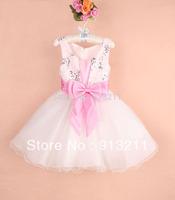 retails,2013 new sleeveless girls party dresses