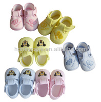 12PCS/lot Cotton Baby Shoes Toddler Unisex Skid-proof Kids girl infant Shoe First Walkers,baby boy prewalker 6-18 Months
