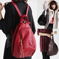 CX1076 New 2014 Fashionable Casual Korean Frog Hand Bag Vintage Women Backpack Lady Shoulder Bags
