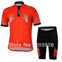 Paw New Cycling Clothing Bike Clothing Short Sleeve Bicycle Clothing Bicycle Women Suit Jersey + Shorts S-2XL
