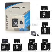 32GB 64GB TF Card 32GB 16GB Micro SD HC Class 10 TF Flash Memory Card + Free Adapter + Gift TF card to USB Reader