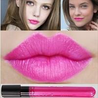 New Arrival Waterproof Wild Rose Pink Color Lipstick matte inferior smooth liquid velvet lipgloss Long Lasting Lip Makeup