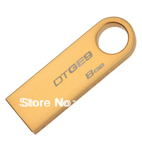 Free shipping! Factory wholesale price 8GB 16GB 32GB 64GB Usb 2.0 Flash Drives, memory stick pen drive + Original Package