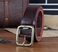100% Genuine Leather New 2014 Men Famous Brand Belt  Fashion Casual Jeans Belts Man Cowhide Strap Male Cinto Ceinture MBT0113