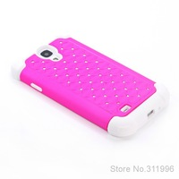 2014 wholesale fashion rhinestone phone case for Samsung Galaxy S4 I9500