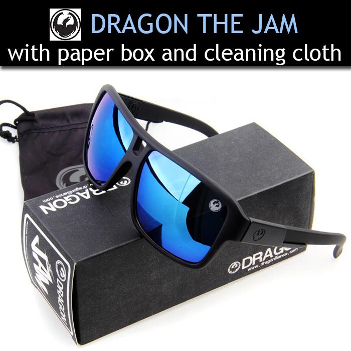 New Arrival America 2014 Hot Brand Sunglasses Dragon the JAM With Original Pack Skiling Sunglass