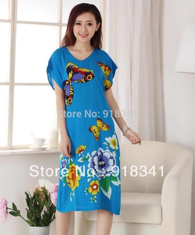 Traje De Vestir Algod N Artificiales Ropa Dormir Las Mujeres