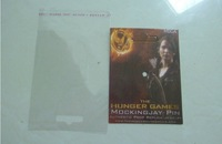Hunger Games birds Catching Fire PIN  Card packing +OPP bags  50pcs/lot