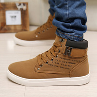Men's  Warm Boots for Spring&Winter New Arrival High Quality Shoes Casual Fashion Boots for Male Free Shipping XMB032