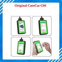 C68 retail professional car diagnostic tools for DIY auto scanner, support all OBD II protocols Professional tool Carecar C68