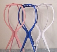 20pcs/lot=5sets,Wig Display Head,Wig Stand Support  Holder,$2.75Each/From Wig Supplier Tvs Star Hair  Extension