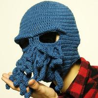 Anti-fog and haze fish ski cap knit hat winter hats wholesale a generation of fat 100 grams W4210