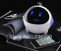 Bluetooth wireless card subwoofer speakers with radio mini digital U disk mp3 music player classic popular fashion