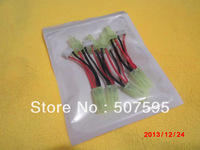 10Pcs eBestRC LED Light Kit Power Adapter 22AWG Good wire cable for Parrot Ar Drone V1&2 BALANCER battery copter, Wholesales