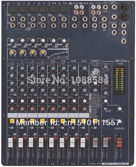 Harga Audio Mixer Audio Profesional Mixer Yamaha