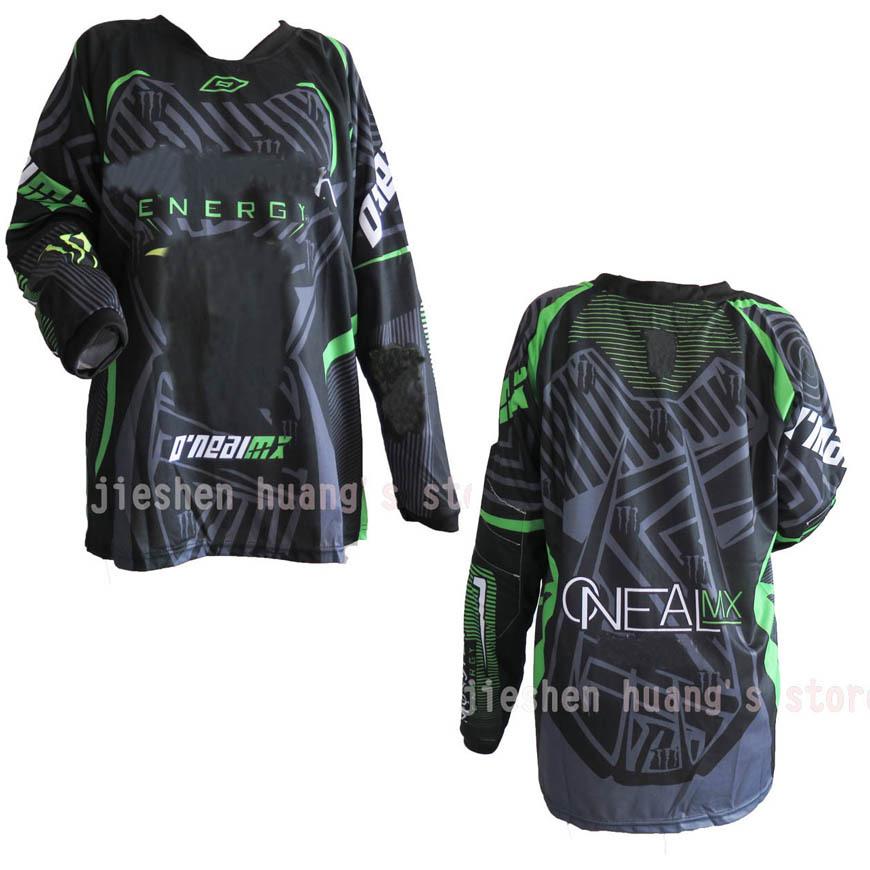 Hot man style off road MTB Oneal MX bicycle cycling jerseys motocross T shirts Downhill dirt bike sweatshirt ATV jerseys(China (Mainland))