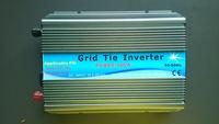 EU Stype 300W 12V-220V micro grid tie inverter for solar home system MPPT function Grid tie power inverter 300W,free shipping# *