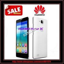Original HUAWEI Honor 3C WCDMA version Quad Core android phone MTK6582 2GB Ram 5.0Inch 1280*720 px dual Sim 3G Cell phones/ Anna(Hong Kong)