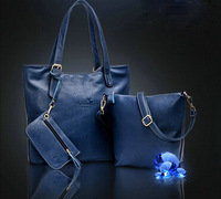 2014 new arrival  winter superior quality pu  leather handbag shoulder aslant bag leather ladies  handbag (Free shipping)