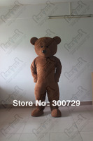 the most popular brown bear costumes slim hot sale teddy bear mascot costumes
