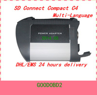 Wireless diagnose MB SD C4 2014.05 Star Diagnostic Tool coding and programming  dhl/ems free shipping