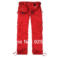 Women's Beautiful 2013 Girl Baggy Camo Cargo Pants Girls Harem Hip Hop Dance Sweat Pants Straight Casual Trousers