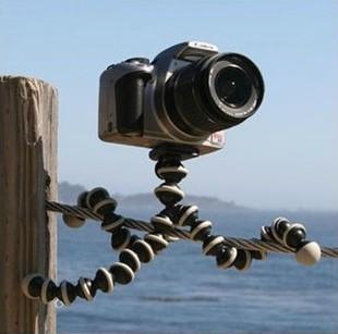 Big Discount Photo Flexible Ball Leg Equipment Mini Digital Camera Tripod and C