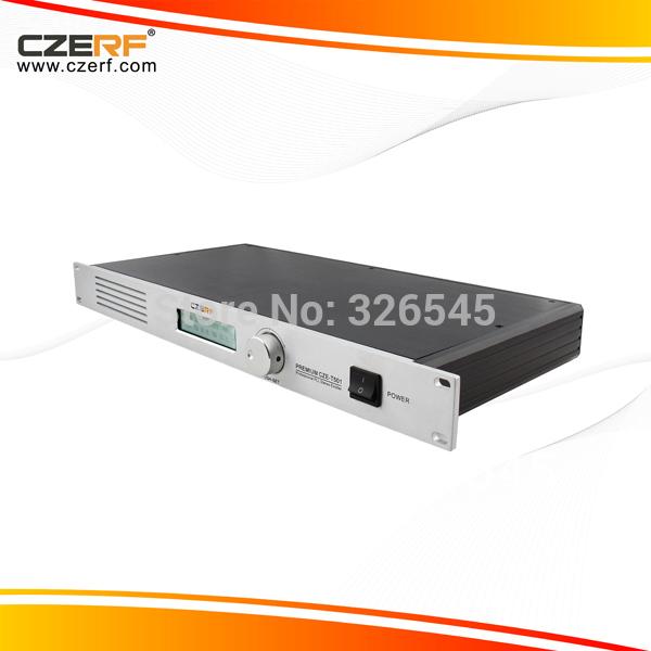 Free Shipping CZE-T501 50w Broadcast Wireless Car FM Transmitter(China (Mainland))