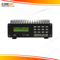 Free Shipping CZE-15B 15w Audio Amplifier FM Transmitter Kits with PC Control 87MHz to 108MHz Adjustable